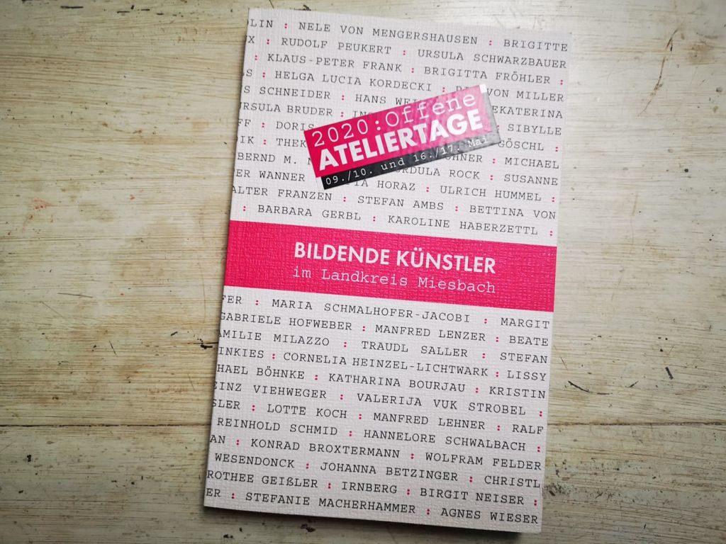 Katalog zu den Offenen Ateliertage