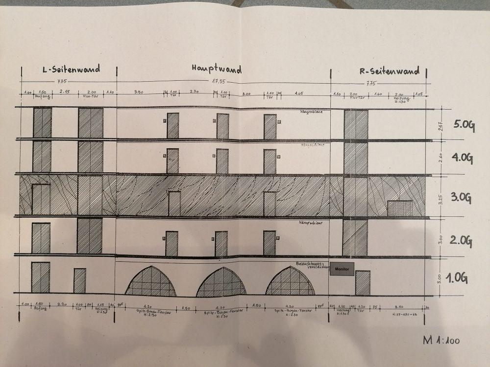 Plan Landkreisausstellung