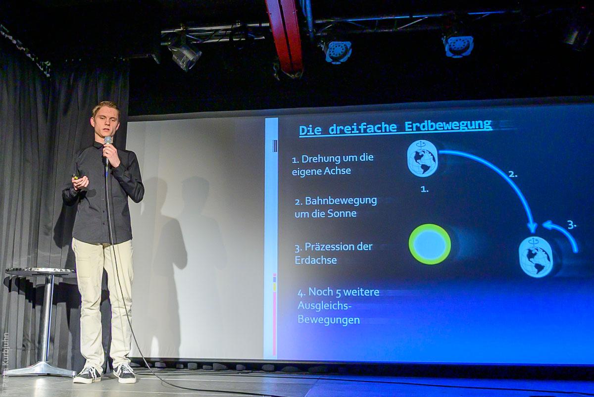 Science Slam in Holzkirchen