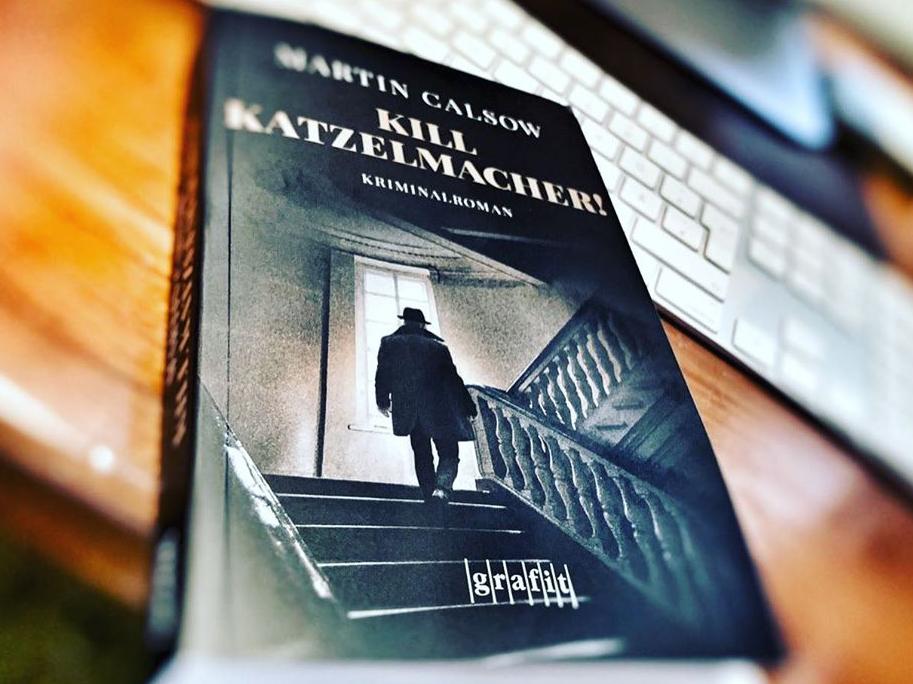 Kill Katzelmacher - ein München Nachkriegskrimi von Martin Calsow