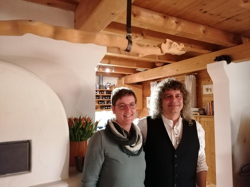 Melanie und Matthias Striebeck
