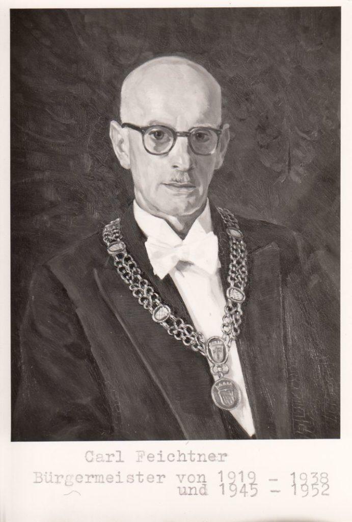 Carl Feichtner Kriegsende
