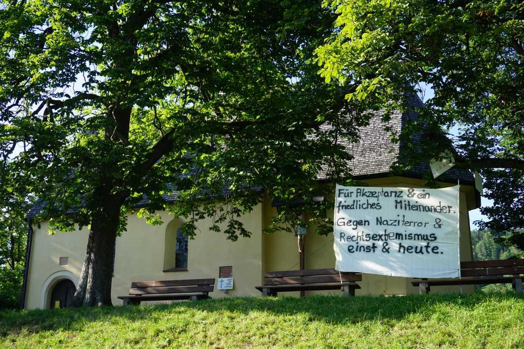 Verschwörungstheorie Weinbergkapelle