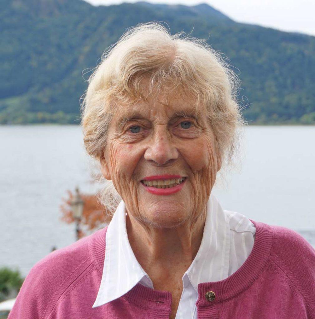 Porträt Helene Fromm