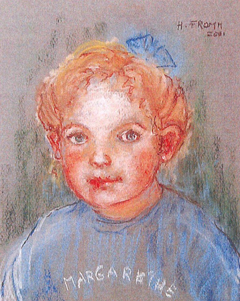 Margarethe Helen Fromm