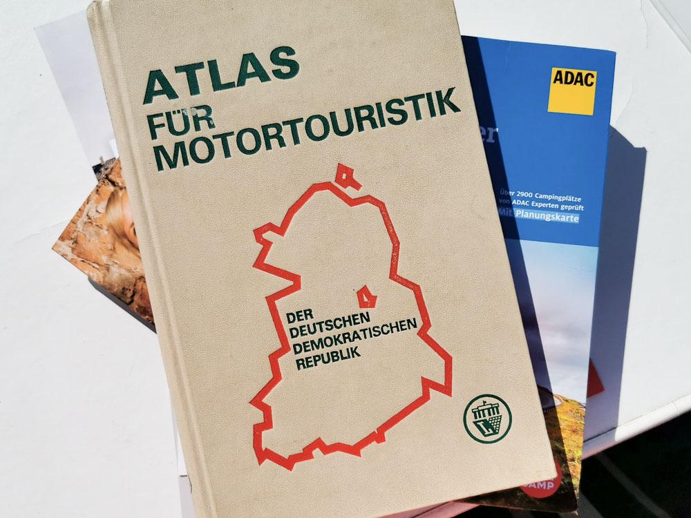 DDR-Reiseatlas