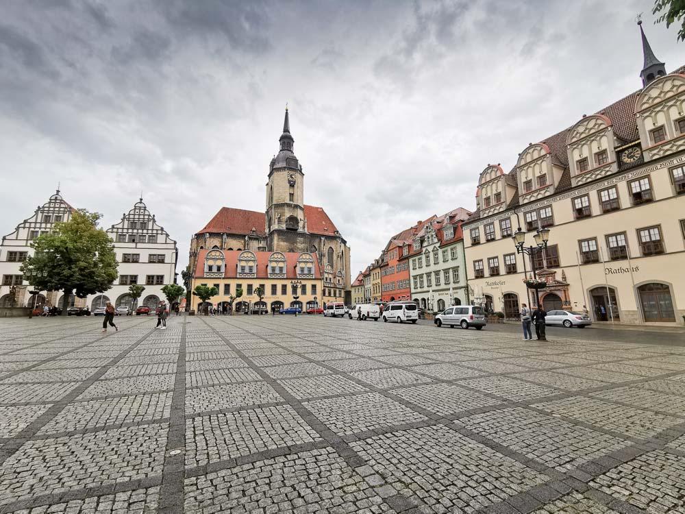 Naumburg Markt