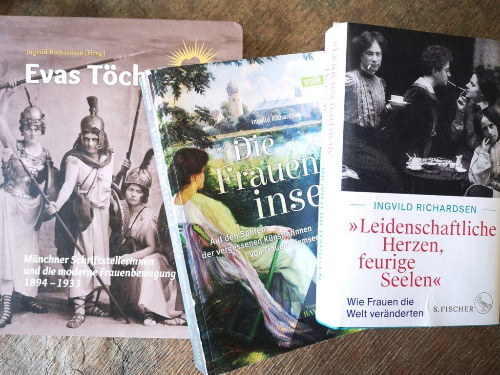 Ingvild Richardsen hat zahlreiche Bücher zur Frauenbewegung veröffentlicht