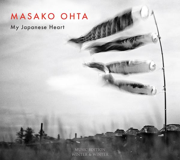 My Japanese Heart - die neue Solo CD von Masako Ohta
