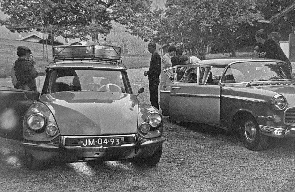 Reinjan Mulder und seine Freunde 1966