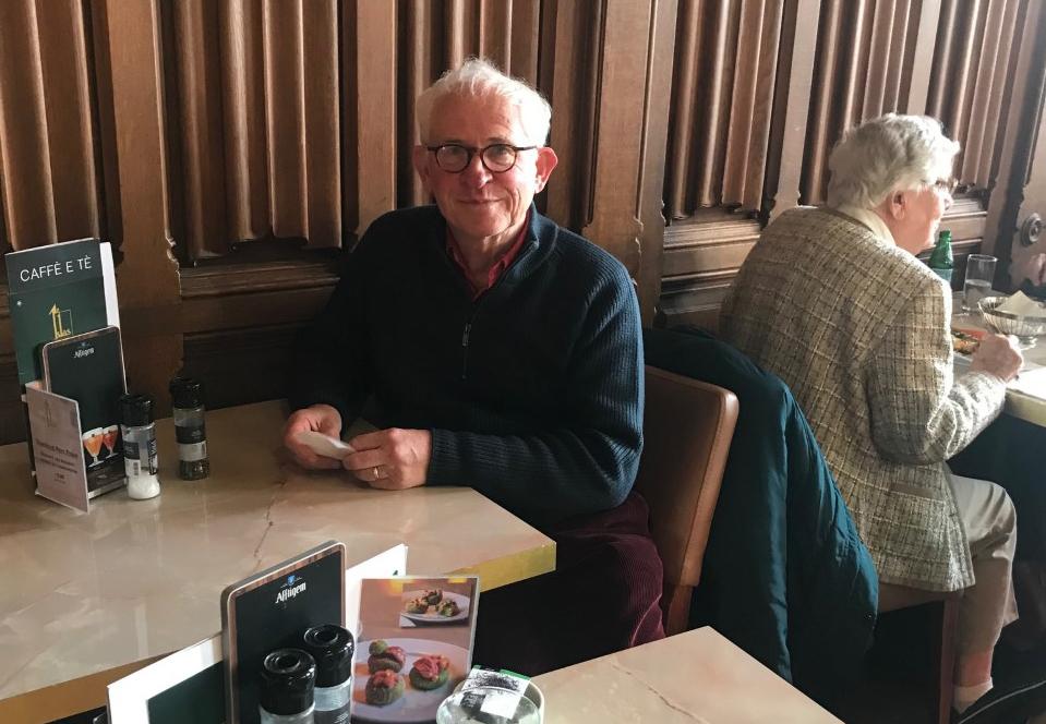 Reinjan Mulder in Amsterdam - gründliche Recherche zu Schwefelwasser Jod-Schwefelbad