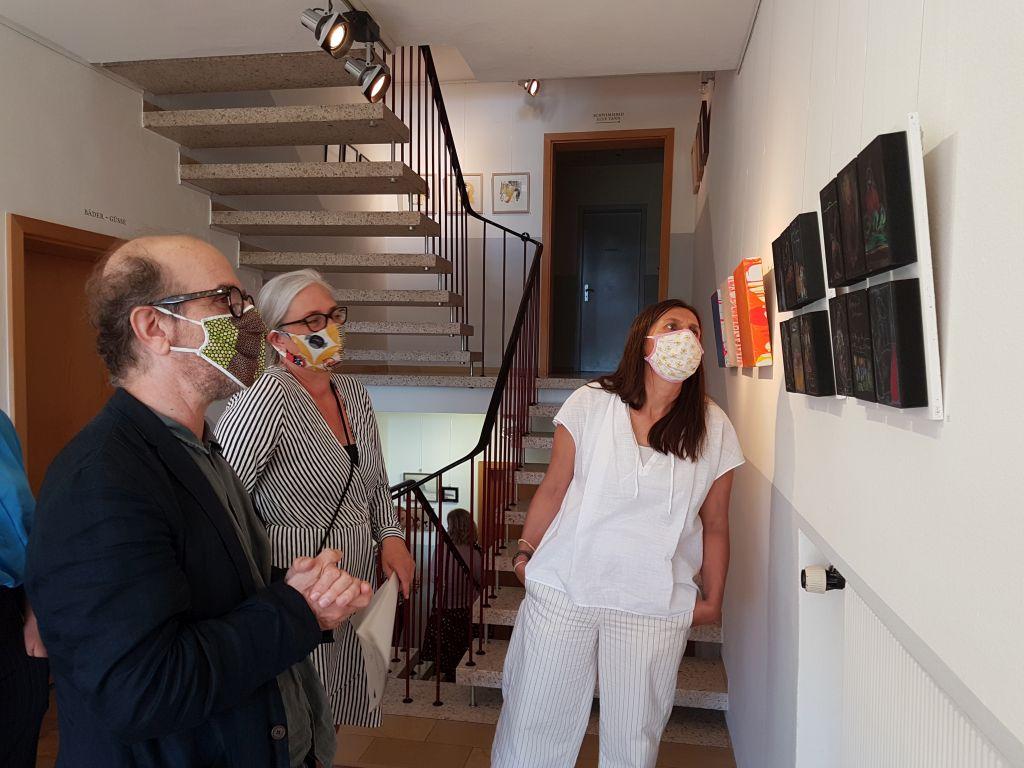 """Kultursprung am Tannerhof organisiert die Ausstellung """"Weniger ist mehr"""""""