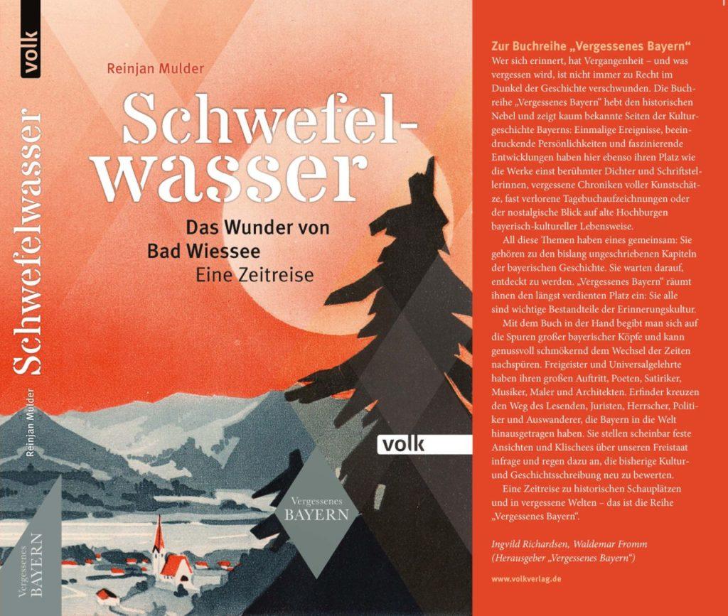"""""""Schwefelwassr"""" Cover - erschienen beim Volk-Verlag"""