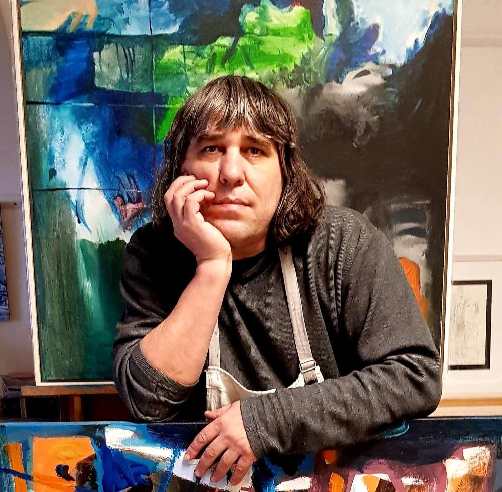 Teodor Buzu Porträt