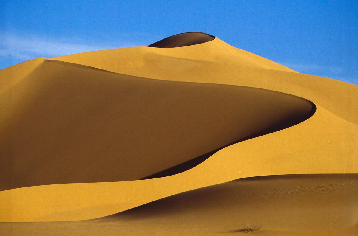 Libyen Dünen