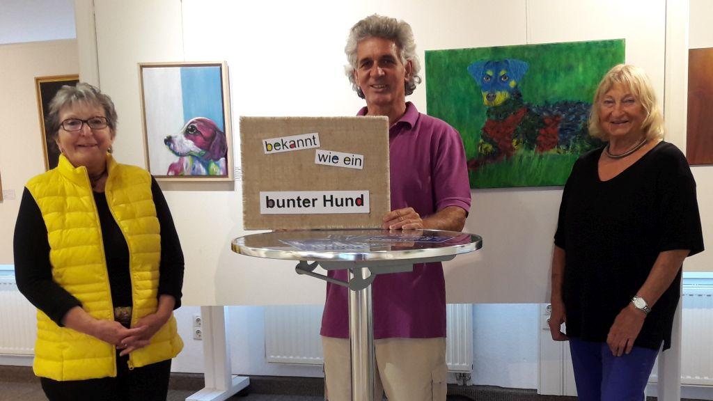 Kunstkreis Hausham 3 Künstler