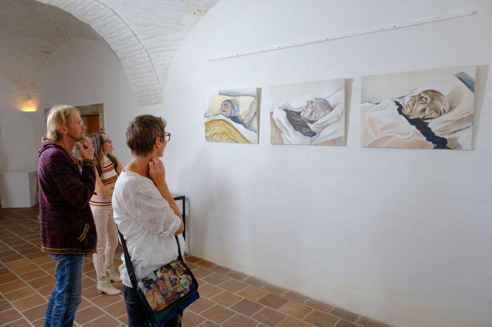 Mitgefühl Ausstellung Hannes Reisinger