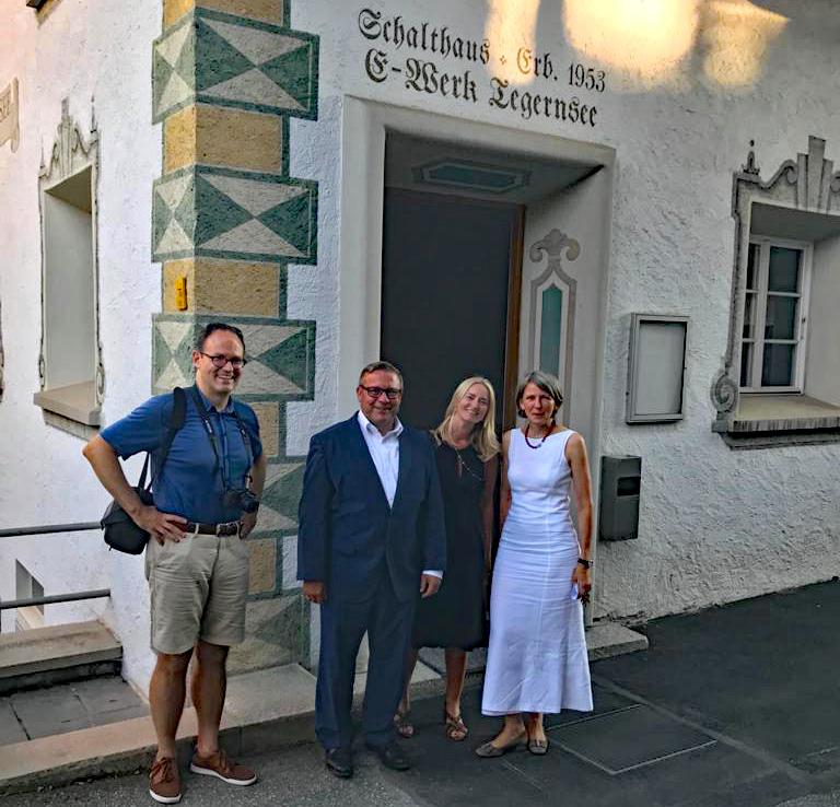 Telito - Kooperation zwischen den Literaturwissenschaftlern und dem Museum Tegernseer Tal