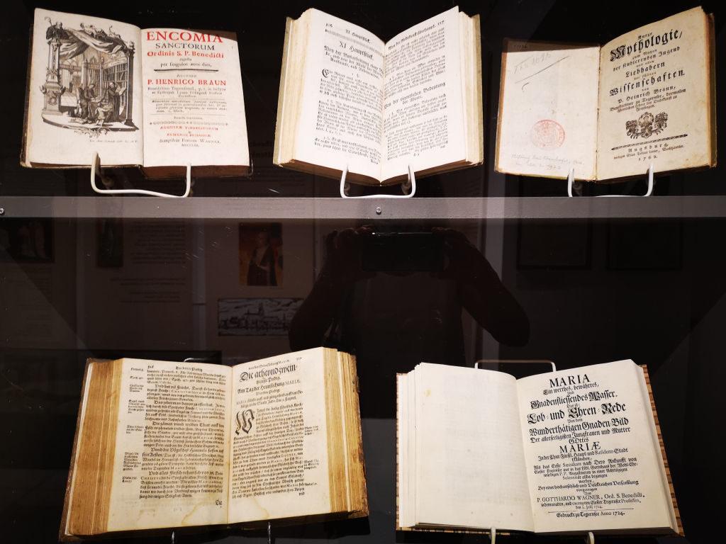Schätze aus der Klosterbibliothek