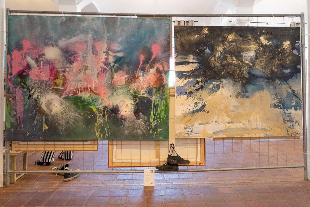 Ausstellung in Kaltenbrunn