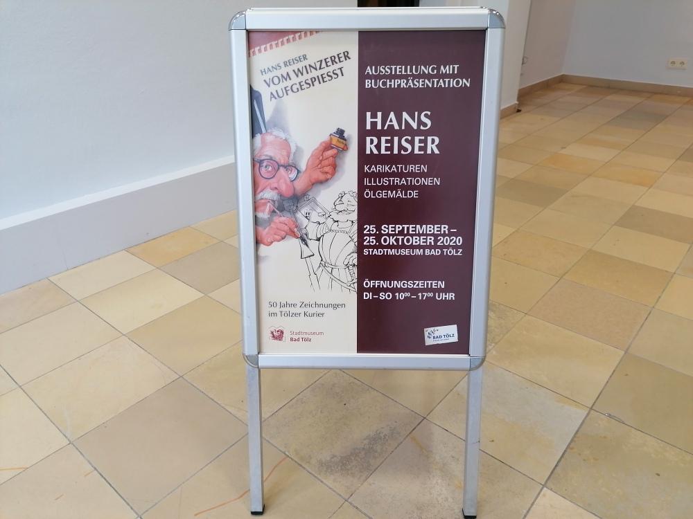 Plakat Tölzer Stadtmuseum