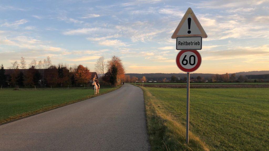 Rücksicht im Straßenverkehr
