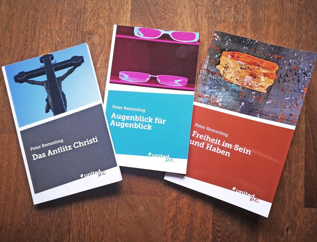 Peter Remmling - 3 Bücher