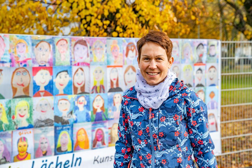 Lächeln in Miesbach