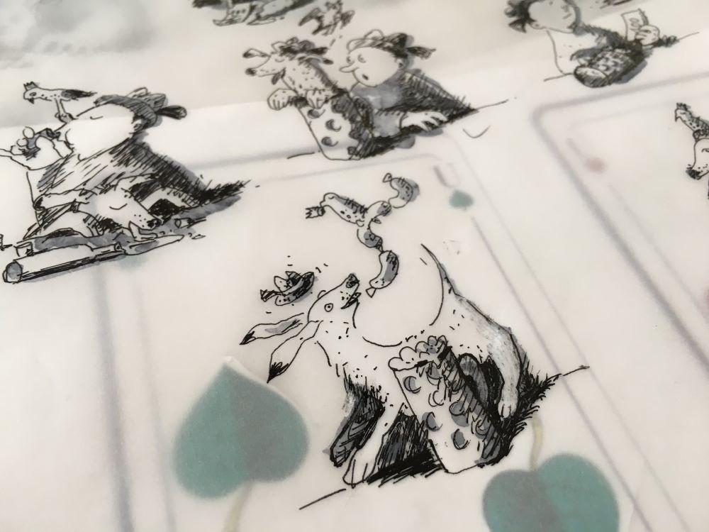 MUH-Spielkarten