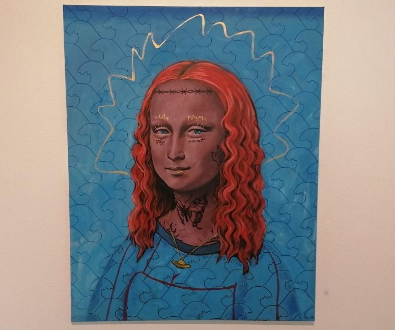 Mona Lisa Agnes Wieser