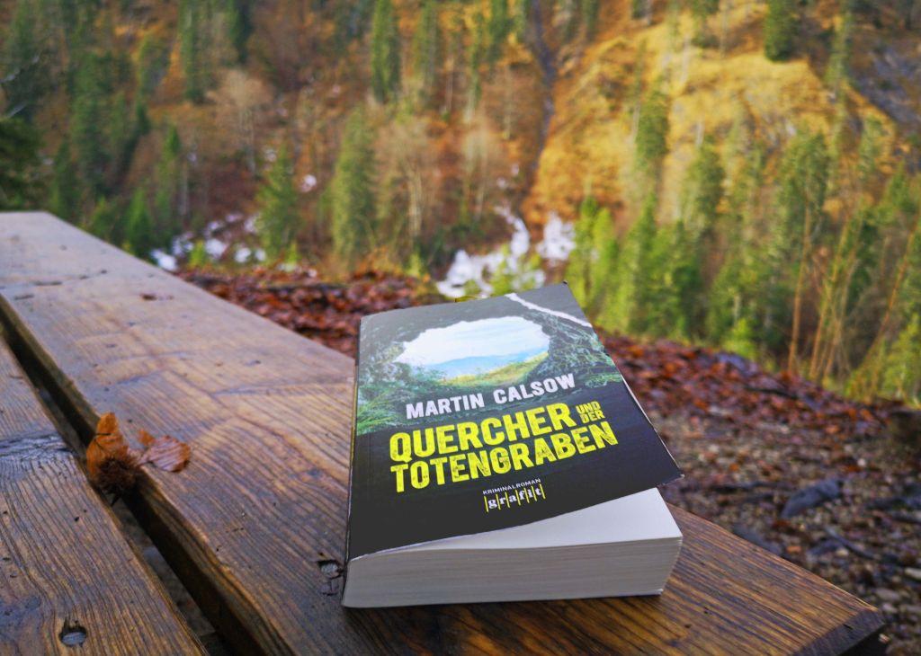 Tegernsee Krimi: Martin Calsow veröffentlichte 7. Quercher-Band