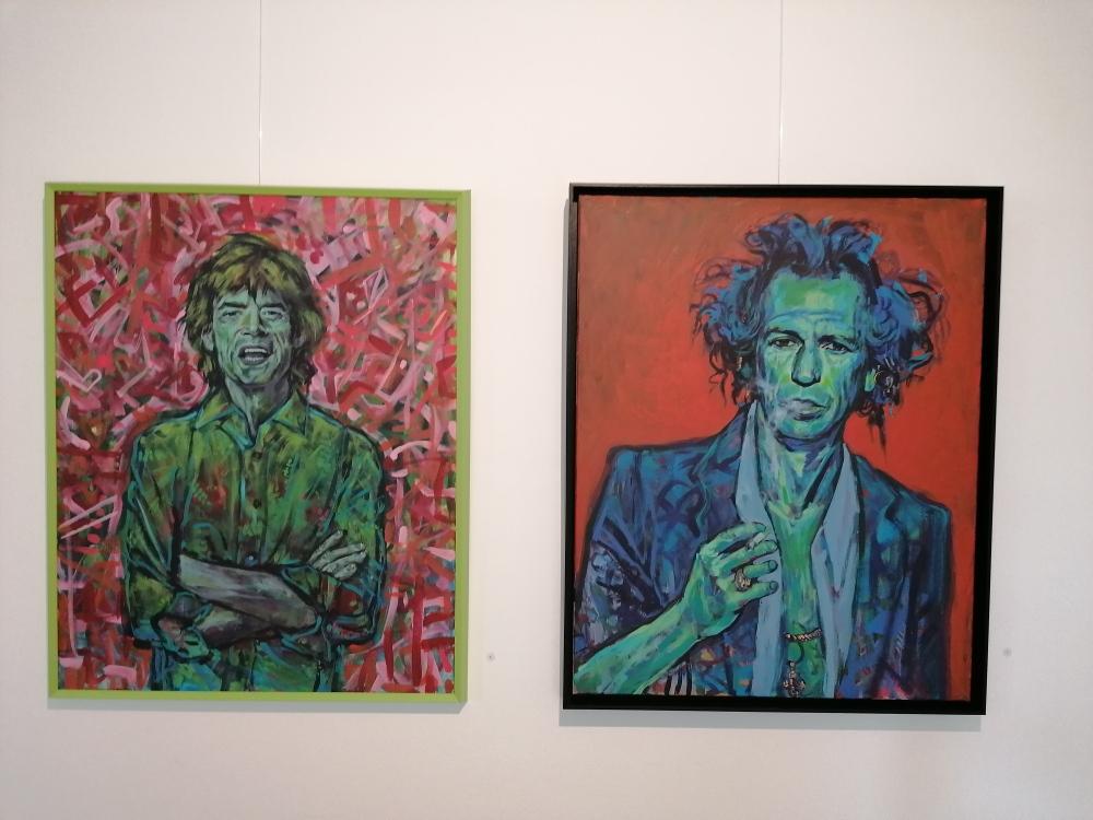 Farbenfrohe Lebensfreude Agnes Wieser