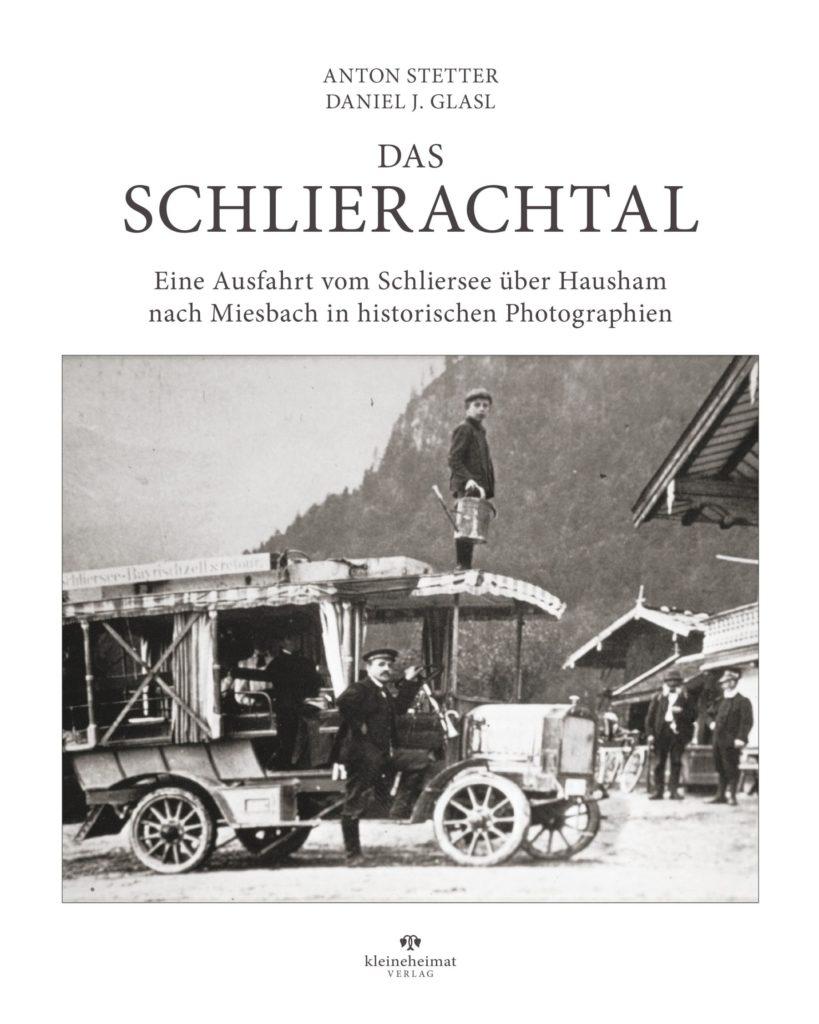 Das Schlierachtal - Cover