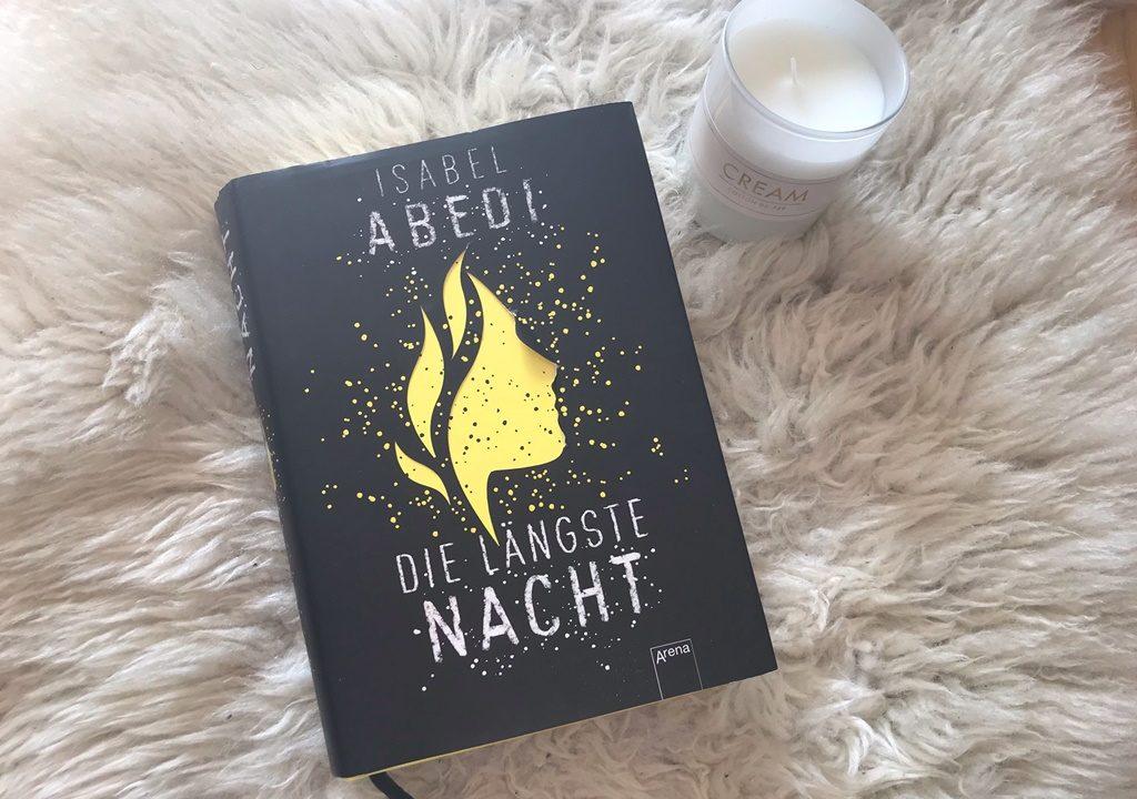 Roman von Isabel Abedi