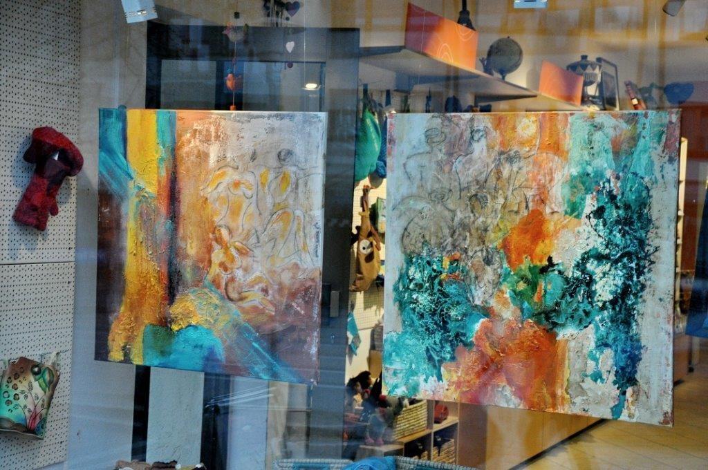 Gabriele Hofweber Holzkirchner Kunstpfad