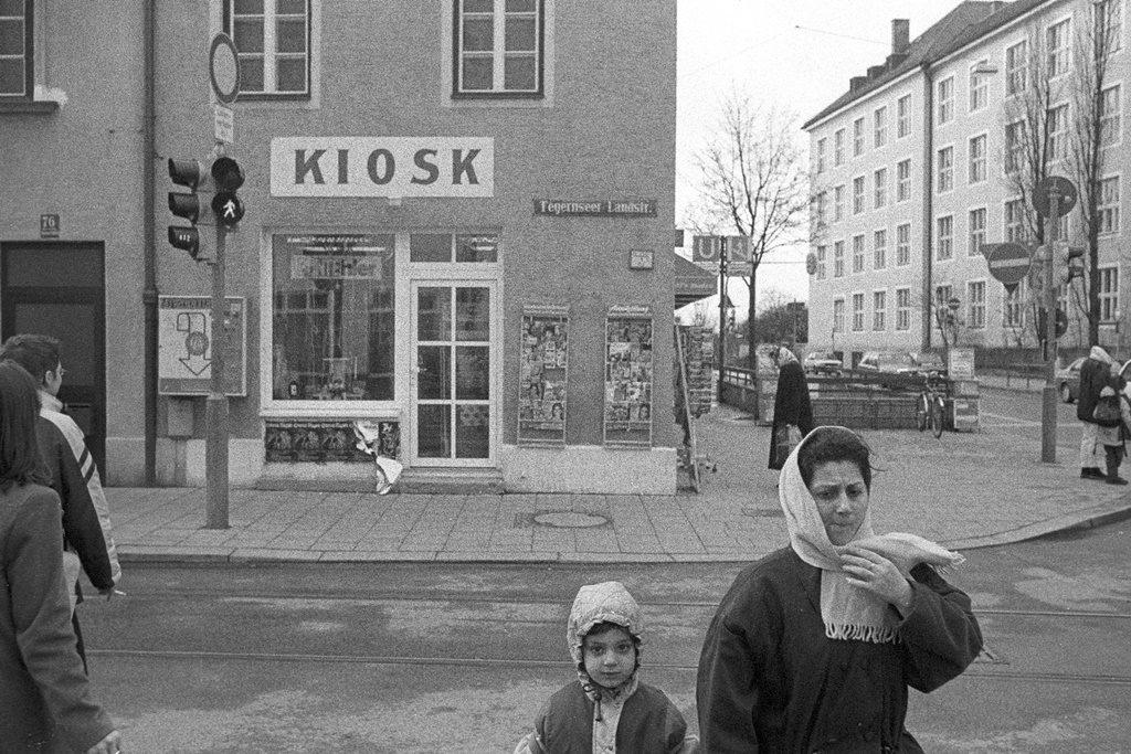 Kiosk in Giesing