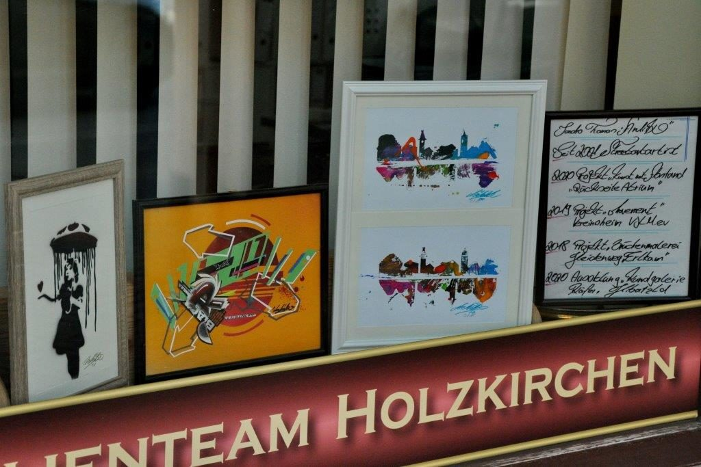 Holzkirchner Kunstpfad