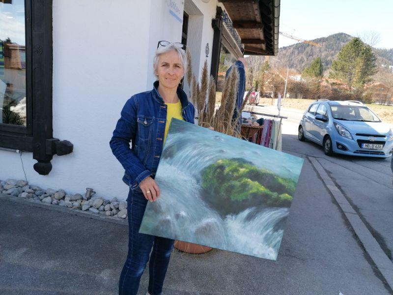 Kunst in Bad Wiessee
