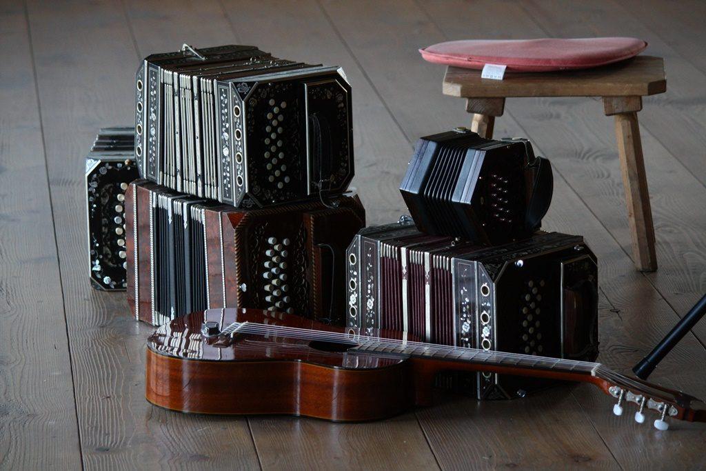 Das Instrument des Tangos