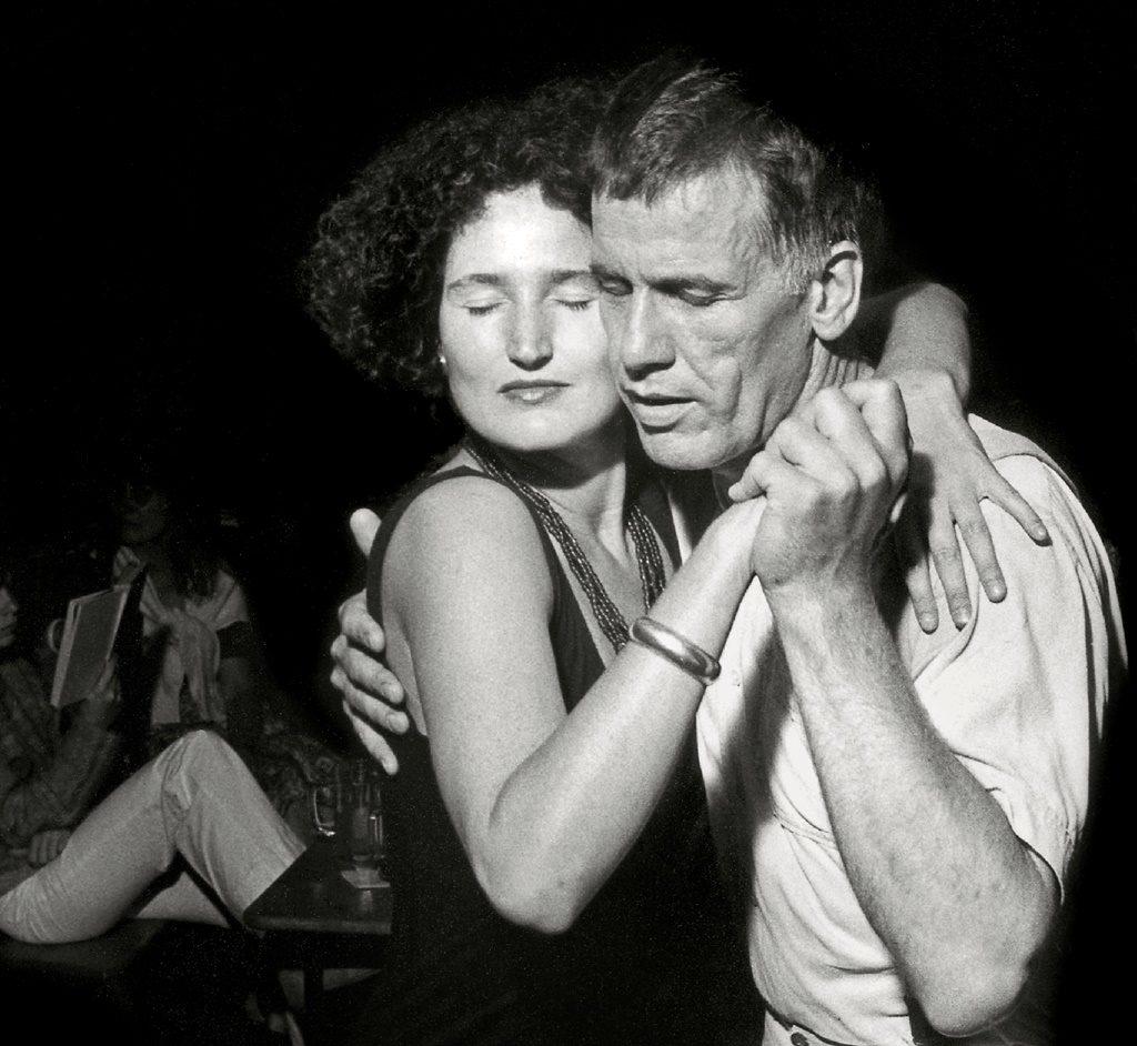 """Tango heißt übersetzt: """"ich berühre"""""""