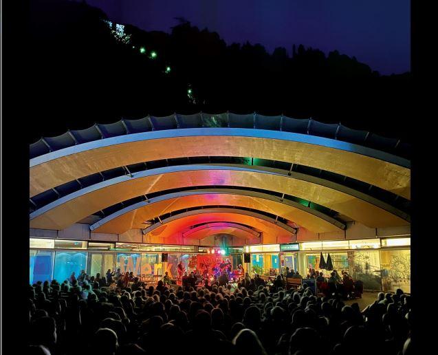 Musiksommer am Walchenseekraftwerk