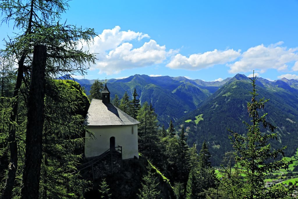 Pilgern in Tirol