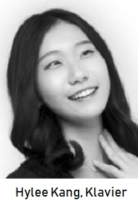 Pianistin Hyelee Kang