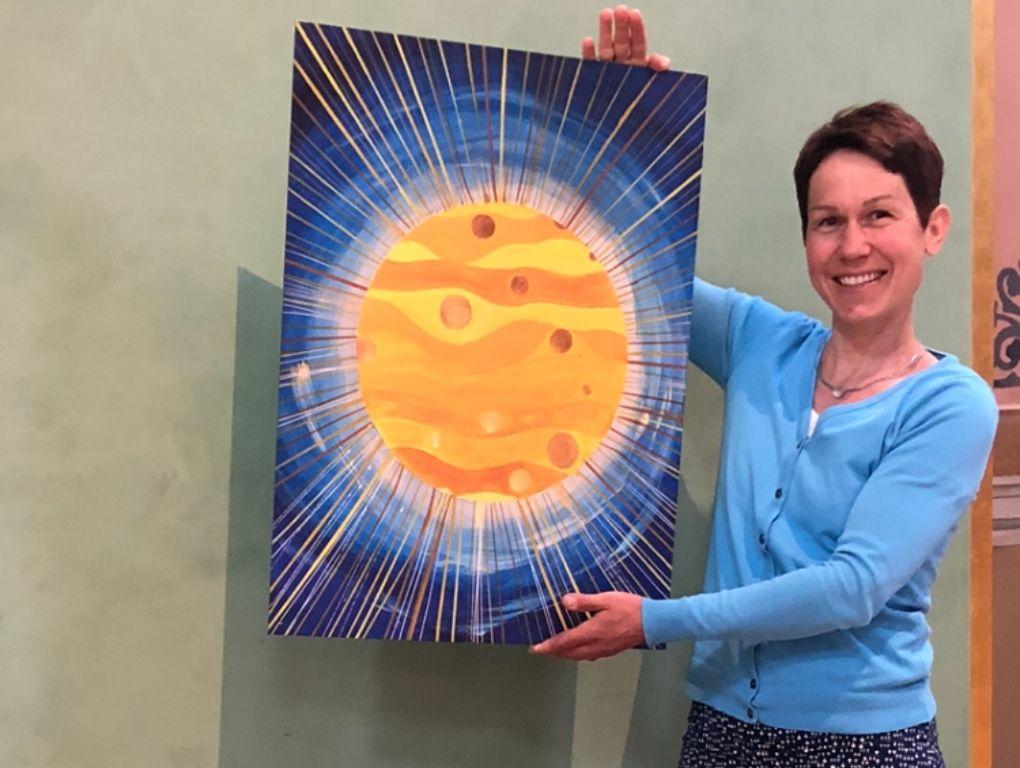 Sonnengesang Ausstellung in der Portiunkulakirche Miesbach