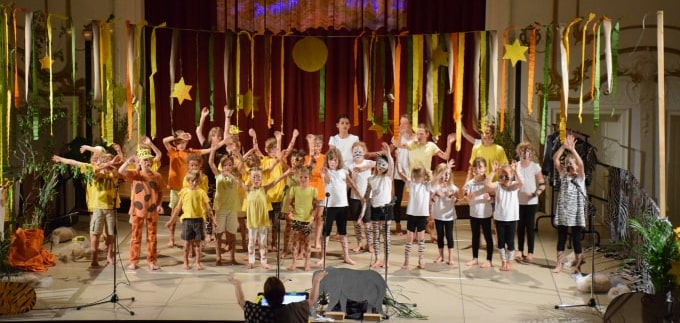 Cantica Kinderchor