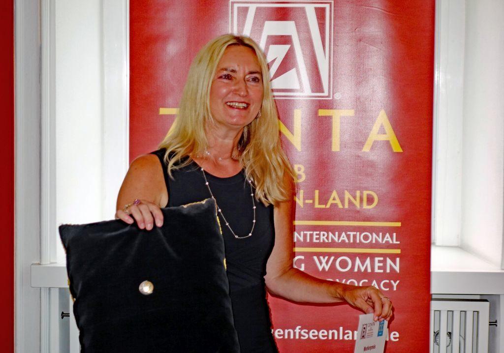 Zum Medienpreis des Zonta Club Fünf-Seen-Land gehrt auch der Sonne-Mond-Orden.