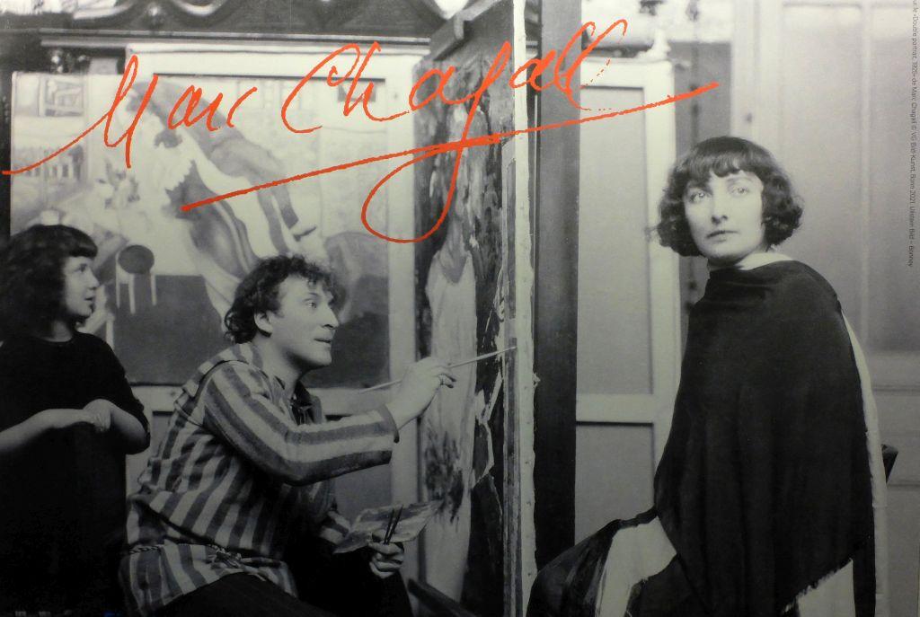 Marc Chagall im Olaf Gulbransson Museum
