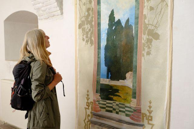 Textilkunst von Vesna