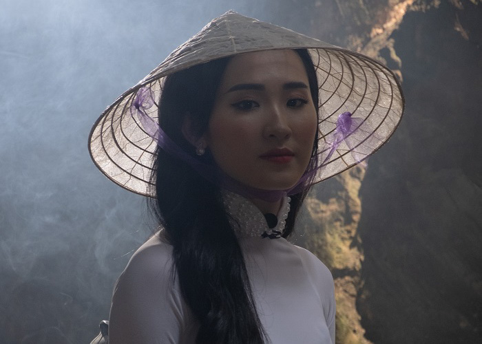Frau Vietnam