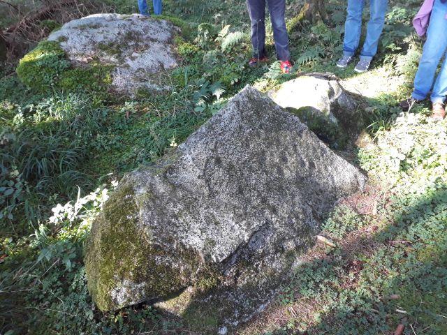 Weg der Steine